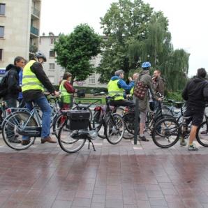 Une balade à vélo