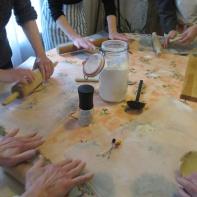 Atelier pâtes fraîches