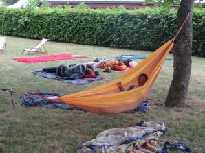Temps de repos (21/06/15, à Cœuilly)